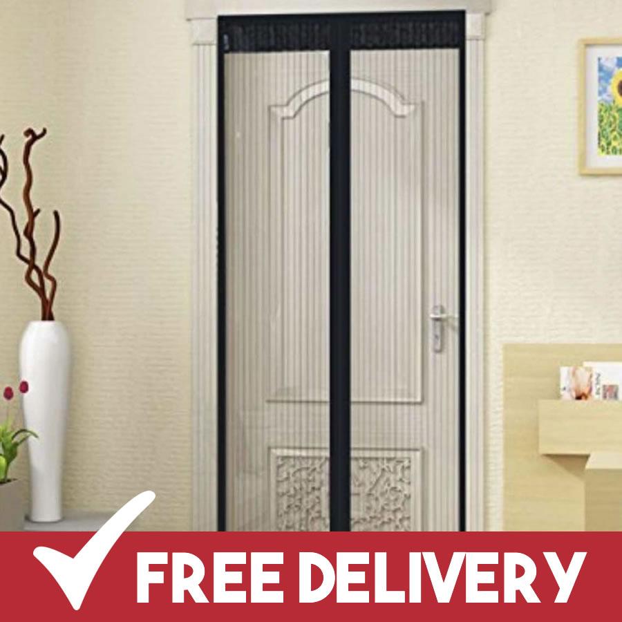 magnetic fly screen doors supplier
